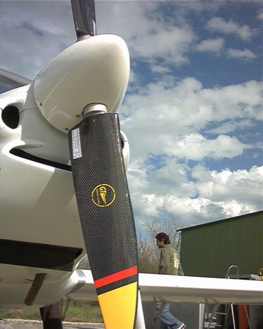 GT Propellers Variable Pitch Propellers